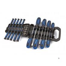 Hyundai 44 piece screwdriver and bit set