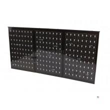 Acero para herramientas HBM Con ganchos de pared 18