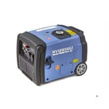 Hyundai HY3200SEi Generator / Invertor 3200W con motore a benzina