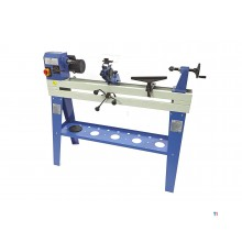 HBM 1100 variable wood lathe with copying device