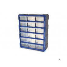 HBM 18 Drawers Drawers, assortment cabinet, storage system