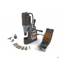 Euroboor ECO40S magnetic drill + Accessory pack