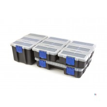 Compartimentele 45 HBM Ladenkast, cabinet de sortiment, sistem de stocare