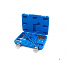 HBM atomizer and shaft seat cleaning set