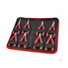 HBM Professional 8 Piece Precision Pliers Set