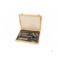 HBM 11-piece measuring tool and marking set