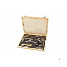 HBM 11-stykke måleverktøy og merkingssett