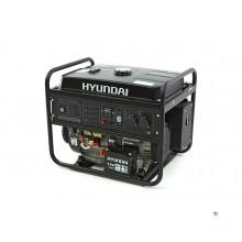 Generatore Hyundai HHY7000FH, aggregato 6,6 kW, 420 cc OHV Motore a benzina