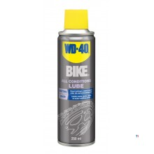 WD-40 lubricant all conditions spray gray 250 ml