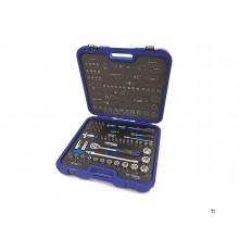 Ensemble de 56 douilles industrielles professionnelles lsr tools 1/4