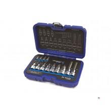LSR Tools 18 Piece 1/4
