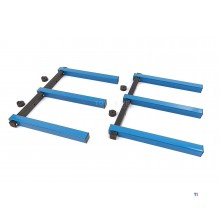 HBM 3-layer shelf storage brackets, storage rack