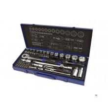 Lsr-verktyg 55 st. 1/4