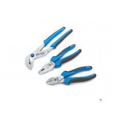 gedore s 8303 jc pliers set, 3-piece
