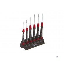 wiha fine screwdriver set picofinish 6-piece - 260pk6