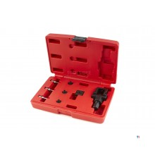 HBM Professional Chain Punch and Latch Set