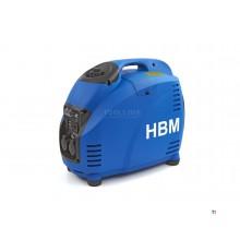 HBM 2000 Watt Generator, Inverter, Generator Med Bensinmotor