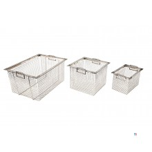 HBM basket for the table models HBM industrial ultrasonic cleaners