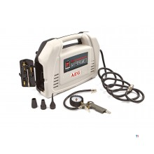 AEG Boxenstopp 1500 Watt Oilless Kompressor-Set