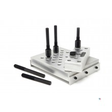 HBM Universal Adjustable Press Block for Workshop Press