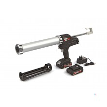 HBM electric caulking gun complete 18 volts