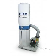 système d'aspiration de poussière hbm 200 - 230 volts
