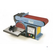 HBM 100 belt and disc sander