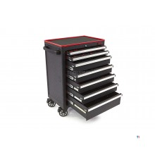 AOK professional 249-piece filled tool trolley