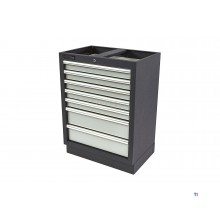 HBM 7 drawers professional tool cabinet for workshop equipment