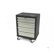 HBM 5 drawers professional tool trolley for workshop equipment