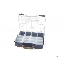 Raaco CarryLite 80 4X8-12 Organizer inkl. 12 Einsteckfächer - 144551