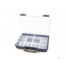Raaco CarryLite 55 4X8-16 Organizer incl. 16 inzetbakken - 143615