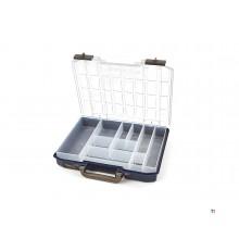 Raaco CarryLite 55 4X8-10 Organizer incl. 10 insert bins - 144568