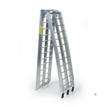 HBM 340 kg aluminiu rampă model 2