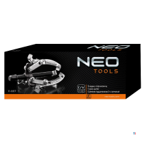 Neo remskaft 3 arm 150mm 6'-150mm