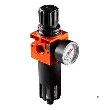 filtro aria compressa neo con attacco regolatore di pressione 1/2 '