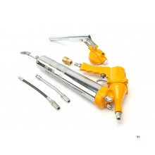 HBM 5-piece Pneumatic and Manual Grease Gun